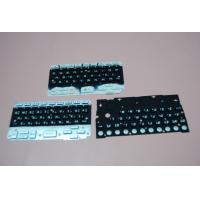 Quality Custom Washable Silicone Rubber Keypad  for sale