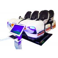 Quality Stable And Reliable Virtual Reality Game System 9D Vr Player For  Family for sale