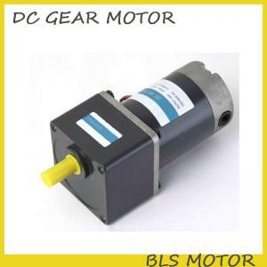 Quality 10W 24V or 12V  dc gear motor  for transmission industry robotic for sale