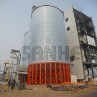 Quality grain Storage Silo, Animal Feed production line for