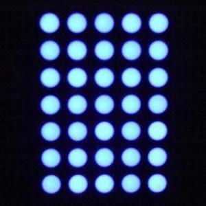 G-Sic Blue/Green Dot Matrix LED, OEM Orders Welcome