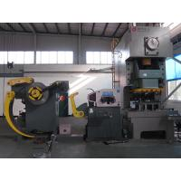 Quality Pneumatic NC High Speed Feeder Automatic Stamping Production Line for sale