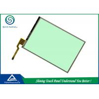 Quality 3.1 inches 4 Wire Touch Panel / 1.1 mm Glass Transparent Touch Panel LCD for sale