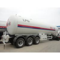 Quality ASME SONCAP 56000L LPG semi trailer, BRAND NEW 56000L LPG tank, bulk road lpg gas tank for sale