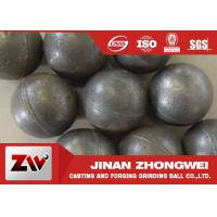 Quality No Broken High Hardness Good Wear Resisitance ball mill steel balls for sale