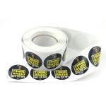 Quality Fancy Waterproof Sticker Printing , Custom Vinyl Sticker Printing for sale