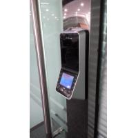 Buy Biometric Facial Recognition Time Attendance Machine With 2.4 Inches Keyboard at wholesale prices