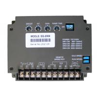Quality Speed Controller Generator Accessories Control Engine Fast Precise Response To Transient Load Changes for sale