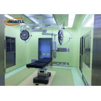 Quality Color Steel Plate Hospital Modular Operating Room Customized 100 - 10000 Air Cleaning for sale