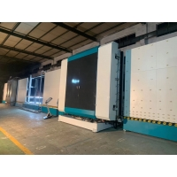 China Hot Double Glazing Air Floating Transfer Insulating Glass Production Line on sale