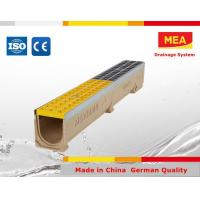 EN1433 pool plastic trench drain system of meachina