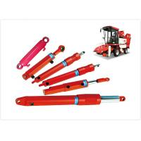 Buy cheap 200mm Max stroke Agricultural Hydraulic Cylinders / Tie Rod Hydraulic Cylinder from wholesalers
