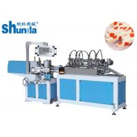 Quality Customized Paper Made Drinking Straw Tube Forming Machine PLC Control System for sale