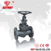 Quality Class 800LB Forged Steel Flanged Globe Valve A105 Manual API 602 for sale