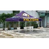 Quality Promotional large strong pop up gazebo , customized outdoor gazebo tent advertising for sale