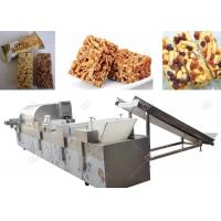 Quality GG-600T Snack Bar Production Line Granola Cereal Processing Equipment High Capacity for sale