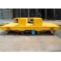 China 25t electric on-rail material handling equipment for steel coils transporting on sale
