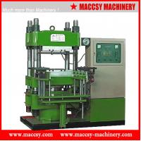 Quality Rubber moulding machine RM600M4 from Maccsy Machinery for sale