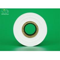 China Very Black and Clear Thermal Paper Roll Cash Register Paper Rolls 80mmx80mm 12mm Core POS Paper Roll on sale