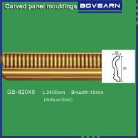 Buy Polyurethane interior living room decoration moulding /chair rails/ white primed at wholesale prices