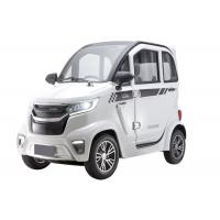 Quality AC Motor 230kg Loading Electric Four Wheeler Car for sale