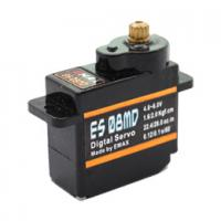Quality EMAX 12g/2.4kg/0.08 sec Digital Metal Servo ES08MD for sale