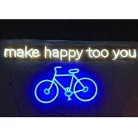Quality Bright Custom Made Led Light Signs, Business Personalised Led Bar Signs for sale