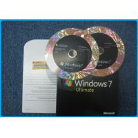 Quality Windows 7 Pro OEM pack Win 7 pro sp1 Vollversion 64-Bit Hologramm-DVD + SP1 OVP NEU for sale