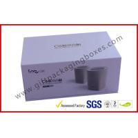 Buy Blue Tooth Speaker Magnetic Rigid Gift Boxes White And Blue Custom Packaging Boxes at wholesale prices