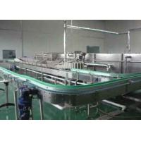 China Durable Carbonated Soft Drink Machine Production Line For Two / Three - Piece Cans on sale