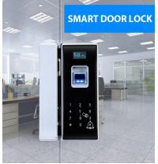 Quality Glass Door Electronic Door Locks With Fingerprint Password Remote Control for sale