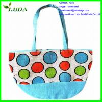 Quality Best selling Paper Cloth Bags for LUDA Logo for sale