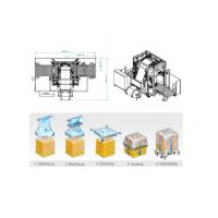 Quality Auto Pallet Stretch Film Wrapping Machine With Hydraulic Stretching System for sale