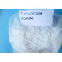 Quality Muscle Building Testosterone Acetate Powder Androgenic Steroid 99% Purity CAS 1045-69-8 for sale
