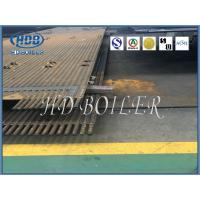 Quality Efficient Power Station Boiler Water Wall Panels , Proof Membrane Water Wall for sale