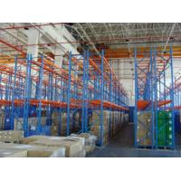 Quality Fifo System Q235 Industrial Pallet Racks For Fancy Plywood Storage for sale