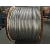 China Overhead ACSR Cable With Hard Drawn Aluminium Wires And Zinc Coated Steel Wires on sale