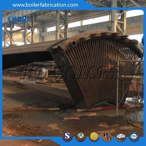Quality Steel Single High Efficiency Cyclone Dust Collector , Industrial Cyclone Dust Collector for sale