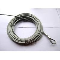 Quality Carbon Steel Wire Rope Slings 5.0mm with Loop at One End For Safety Use for sale
