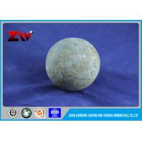 Quality High Hardness B2 60Mn forged steel ball for ball mill crusher grinding for sale