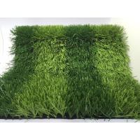 Quality Eco Friendly 50mm Playground Artificial Turf For Football Fields 11000Dtex PE for sale