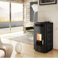 Quality Pellet Stove with Radiators for sale