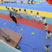 Quality Modular Sports Flooring For Outdoor Field Kindergartener Playground for sale