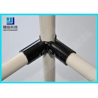 Quality Rotational Lean Tube Steel Pipe Joints For Pipe Rack System Vertical Angle Joint for sale
