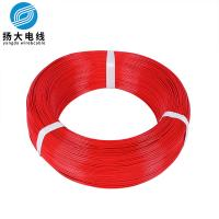 China Customised Color Teflon Insulated Wire Anti Corrosion FEP Insulation on sale