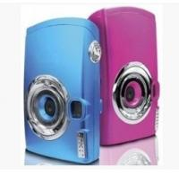 Quality OEM 300k CMOS 640x480 Pixels JPG/AVI LCD Screen USB Rugged Compact Digital Camera for sale