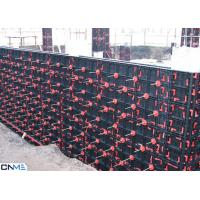 China Thickness 8MM - 10MM Concrete Wall / Column Formwork Systems on sale