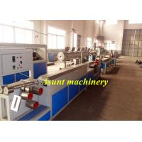 Buy High Efficiency PET Strap Making Machine / Plastic Strap Production Line at wholesale prices