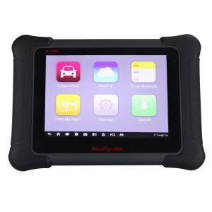 Quality Autel MaxiSys Elite WiFi/Bluetooth Tablet Diagnostic Tool & J2534 ECU Preprogramming Box for sale