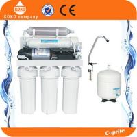 Quality 6 Stage Reverse Osmosis Water Filter System for sale